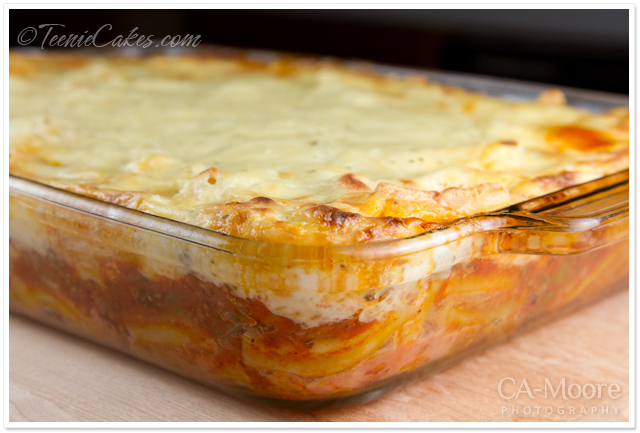 Pastitsio - Greek Lasagne