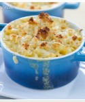 Creamy Four-Cheese Macaroni and Cheese from Saveur & Tag You're It!