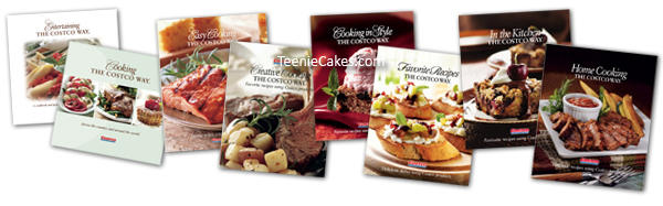 Costco Annual Cookbooks - Recipes The Costco Way