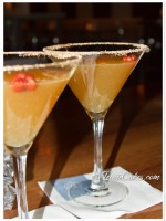 Grant Grill's Smashing Pumpkin Tini at The US Grant Hotel, San Diego