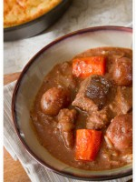 Hearty and Comforting Beef Stew