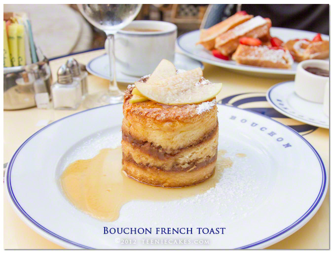 Breakfast or Brunch - The Bouchon French Toast
