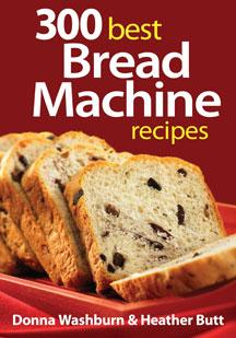 300 Best Bread Machine Recipes cookbook review and Cheddar Beer Bread recipe on TeenieCakes.com