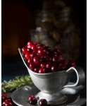 Giving Thanks -and- Holiday Cranberries