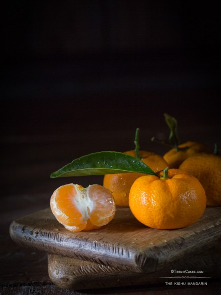The Kishu Mandarin | Cristina A-Moore Photography for TeenieCakes.com