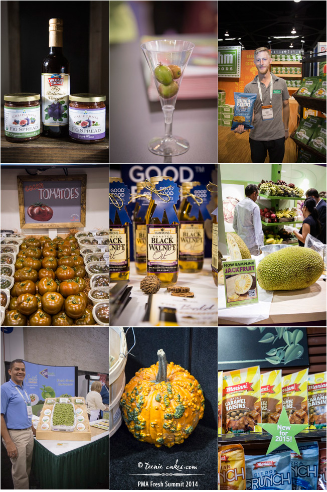 2014 PMA Fresh Summit - 12 Products & Produce to Watch for