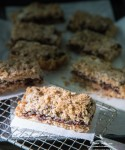 Fig and Chocolate Oatmeal Bars