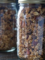 Maple, Honey Nuts & Fruit Granola