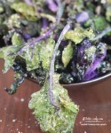 Salad, Vegetable or Pasta Topper - Roasted Parmesan Kale Sprouts