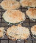 "What I'm Reading: ""Lighten up, y'all"" Cookbook - Baked Zucchini Crisps"