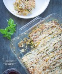 Zucchini, Yellow Squash and Corn Lasagna (GF)
