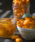 Sugared Kumquats - it's that time of year!