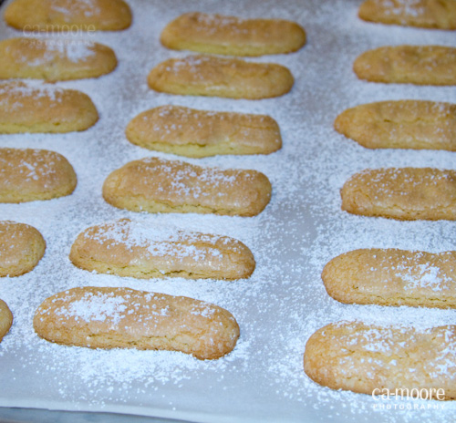Homemade Savoiardi Biscuits - Ladyfingers