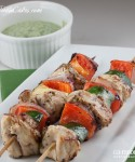 Grilled Greek Chicken Kebabs