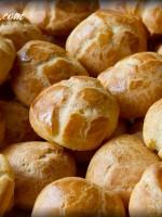 Choux Pastry – Pâte à Choux Puffs