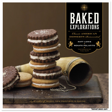 Baked Explorations by Matt Lewis and Renato Poliafito