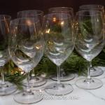 Vincenti Ristorante - Wine Glasses