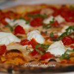 Vincenti Ristorante - Pizza w/Bufala Mozzarella, Cherry Tomatoes & Basil