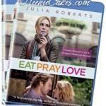 Eat Pray Love - DVD & Blu-Ray