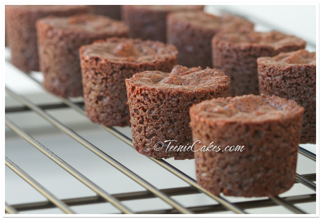 Chocolate Bouchons - Bouchons Au Chocolat