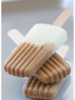 Organic Chai & Vanilla Yogurt Popsicles