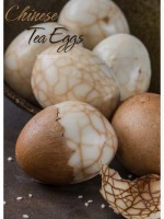 Chinese Tea Eggs – cha ye dan