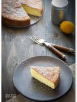 Meyer Lemon Olive Oil Cake & DIY Meyer Lemon Infused Olive Oil