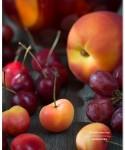 Summer Fruits - Sangria Ingredients | TeenieCakes.com