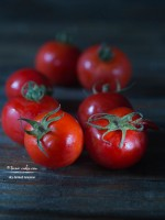 Food In Focus:  Dry-Farmed Tomatoes