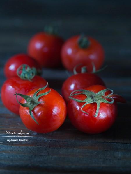 Dry-Farmed Tomatoes   TeenieCakes.com
