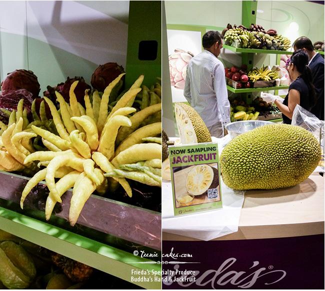 Frieda's Specialty Produce - Buddha's Hand & JackFruit
