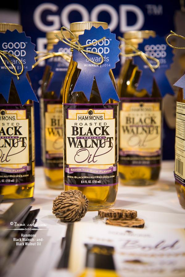 Hammons Black Walnuts &  Black Walnut Oil