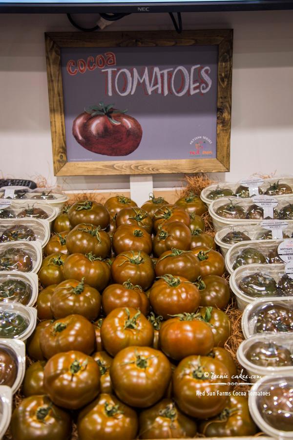 Red Sun Farms Cocoa Tomatoes
