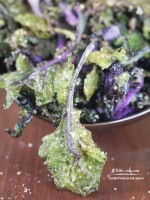 Salad, Vegetable or Pasta Topper – Roasted Parmesan Kale Sprouts