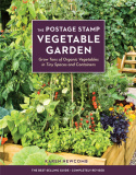 The Postage Stamp Vegetable Garden book