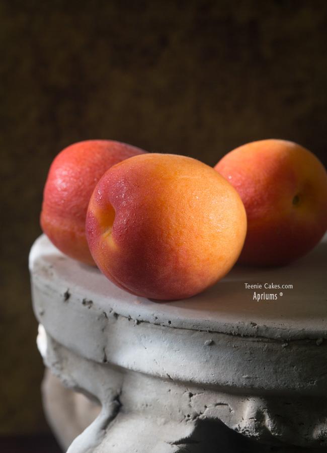Sweet & in season - Apriums® - TeenieCakes.com