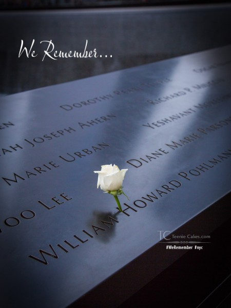 The National September 11 Memorial, New York