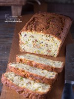 Two-Colored Squash Cake and Squash Pistachio Crisps Biscotti